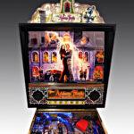 Addams Family Pinball Machine Backglass