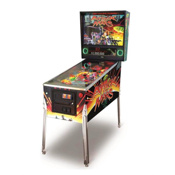 Attack from Mars Remake Pinball Machine