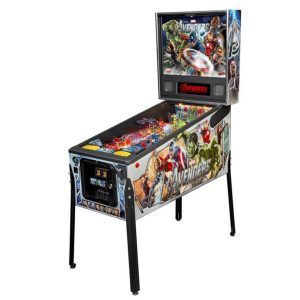 Marvel Avengers Pinball Machine by Stern