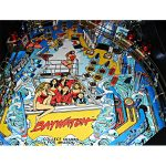 Baywatch Pinball Machine 11
