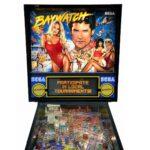 Baywatch Pinball Machine 8