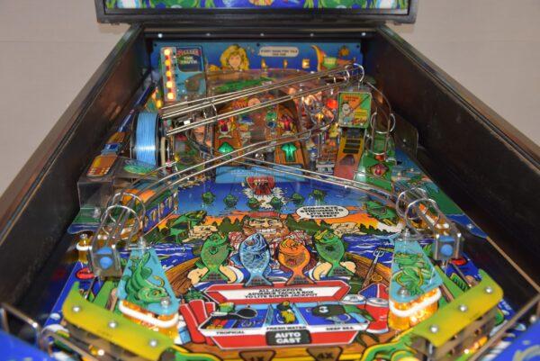 Fish Tales 5 scaled 600x401 - Fish Tales Pinball by Williams
