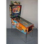 Fish Tales Pinball Machine 1