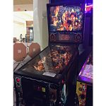 Frankenstein Pinball Machine Tampa
