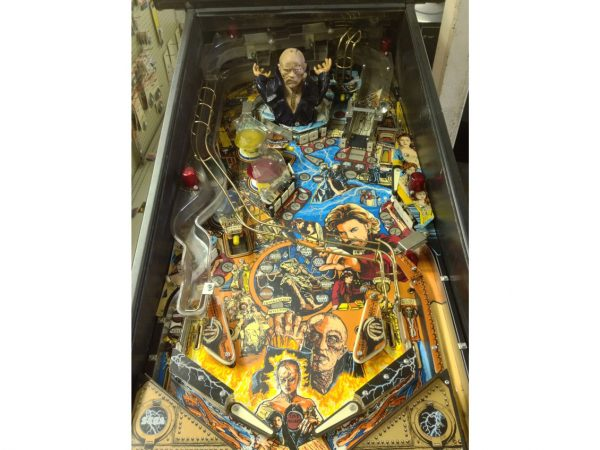 Frankenstien image 7 1 600x450 - Mary Shelley's Frankenstein Pinball Machine
