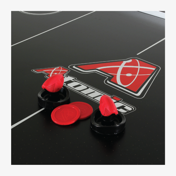 G04864Wd 600x600 - Atomic 8' Avenger Air Hockey Table