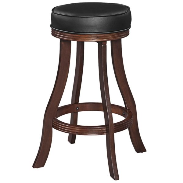 Game Room Backless Bar Stool Cappuccino