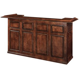 "Game Room Home Bar 84 Chestnut 2 300x300 - Game Room Home Bar 84"" Chestnut"