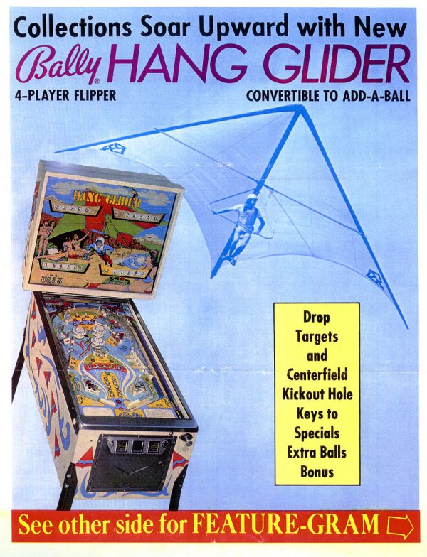 Hang Glider image 8 600x784 - Hang Glider by Bally
