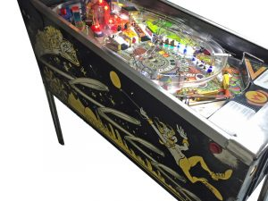 Hur 11 300x225 - Hurricane Pinball Machine