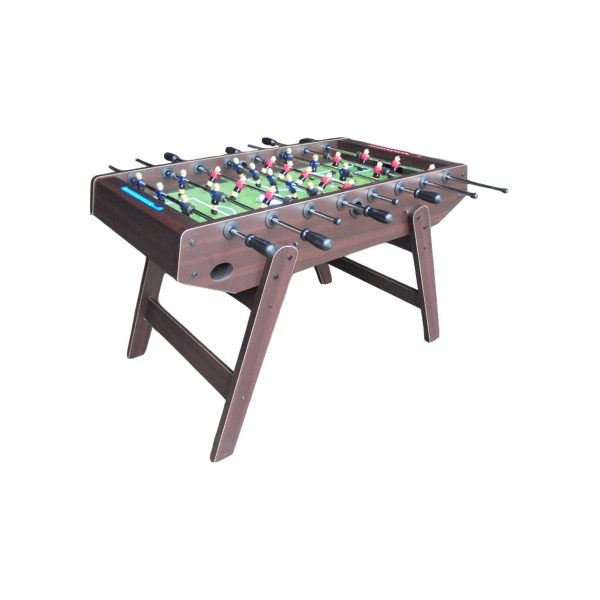 IS image 1 600x600 - IMPERIAL SHUTOUT SLANTED LEG FOOSBALL TABLE