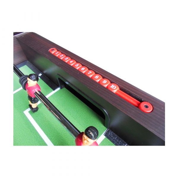IS image 2 600x600 - IMPERIAL SHUTOUT SLANTED LEG FOOSBALL TABLE
