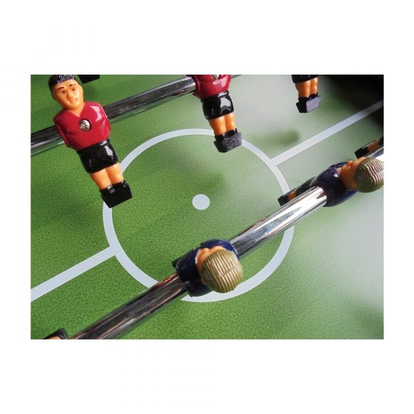IS image 7 600x600 - IMPERIAL SHUTOUT SLANTED LEG FOOSBALL TABLE