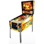 Indiana Jones Pinball Machine by Williams