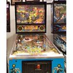 Judge Dredd Pinball Machine Bally Midway