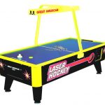 Laser Hockey 150x150 - Wicked Ice Air Hockey Table