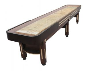The Majestic Shuffleboard Table