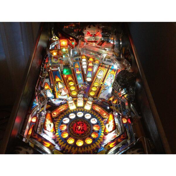No Fear Pinball Machine