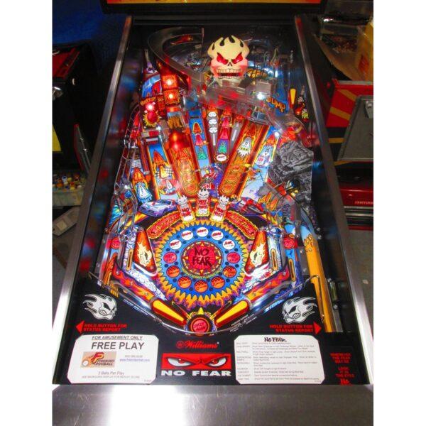 No Fear Pinball Machine Williams