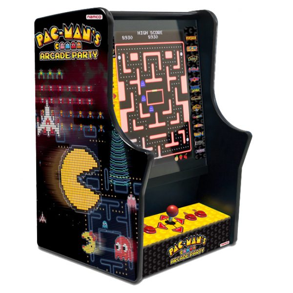 Pac-Man Arcade Party Bartop Arcade