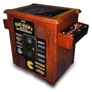 Pac-Man Arcade Party Cocktail Machine