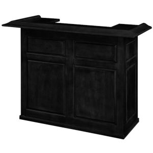 "RAM Game Room Home Bar 60 Inch Black 2 300x300 - Game Room Home Bar 60"" Black"