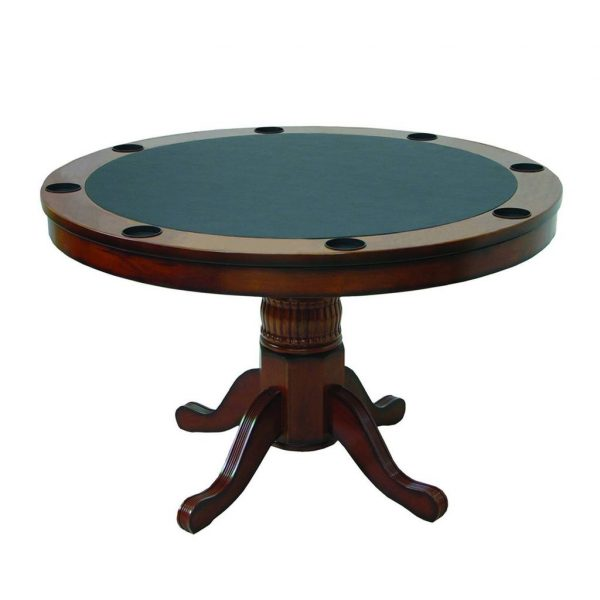 """Round image 1 600x600 - 2 in 1 CIRCULAR GAME TABLE 48"""""""