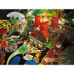 Simpsons Pinball Machine By Data East