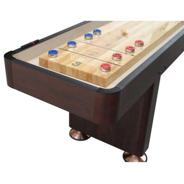 Standard Shuffleboard Table Espresso