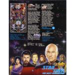 Star Trek Next Generation Pinball Flyer 2