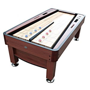 The Rebound Shuffleboard Table