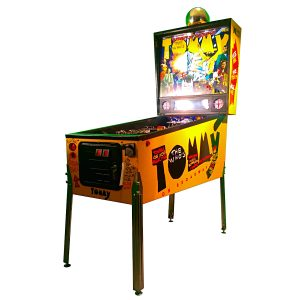 The Who's Tommy Pinball Machine