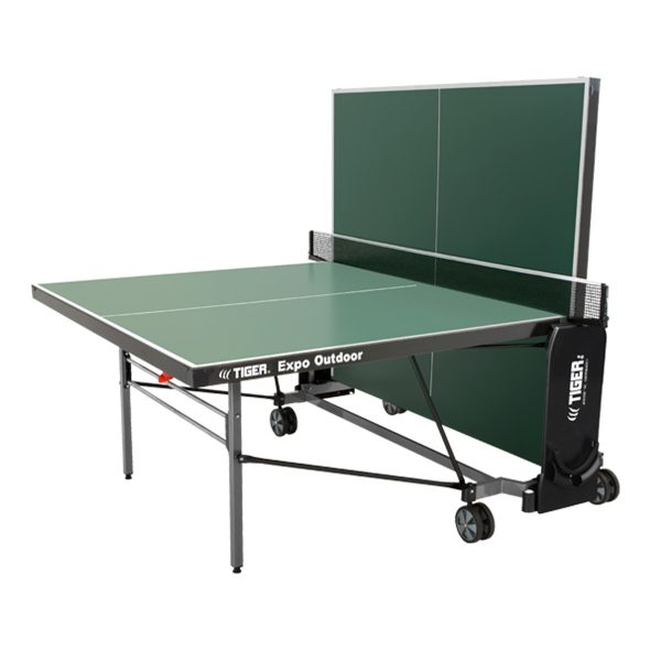 Tiger Expo Outdoor Ping Pong Table 1