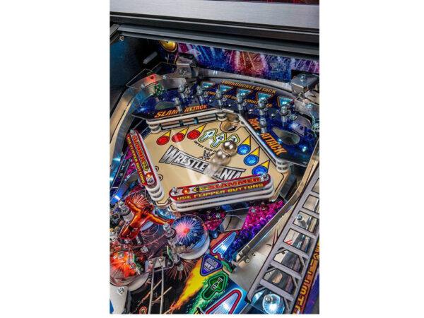WWE image 3 1 600x450 - Legends of Wrestlemania Pinball Machine