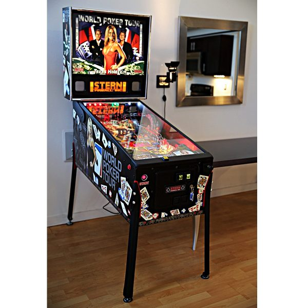 World Poker Tour Pinball Stern 2006
