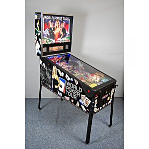 World Poker Tour Pinball Cover 300x300 - World Poker Tour Pinball Machine