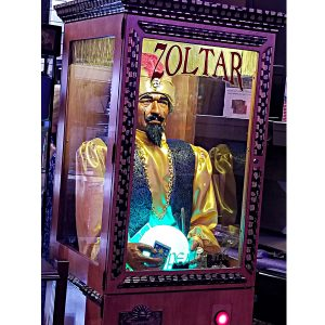 Zoltar Fortune Telling Machine