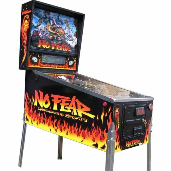 No Fear Pinball Machine By Williams