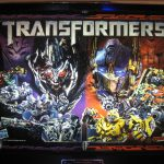 Transformers Pinball Machine by Stern