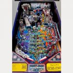 Transformers Pinball Machine Playfield