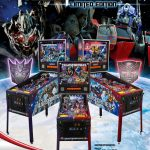 Transformers Pinball Machine Flyer