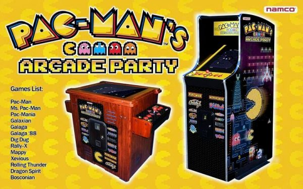 upright image 3 600x375 - Pac Mans Arcade Party Upright