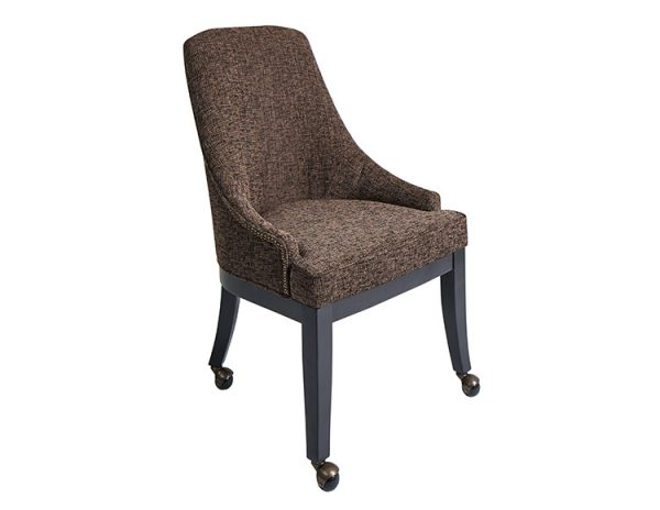 Coffee Game Chair Main 600x464 - Poker Table Game Chairs