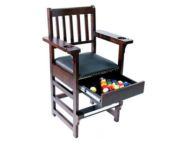 Hamilton Chair Drawer 600x464 - King Spectator Chair