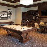 Hamilton Pool Table by Presidential Billiards