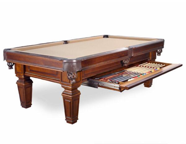 Hartford pool table from Presidential Billiards