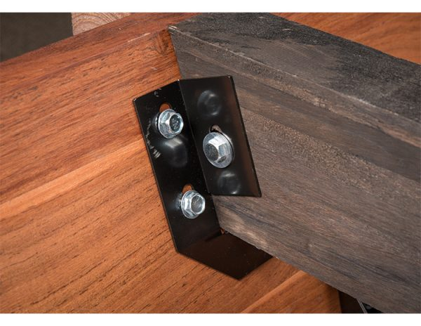 Internal Beam Bracket 600x464 - Addison Pool Table