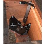 Internal Leg bracket assembly