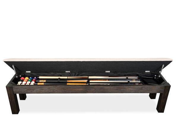 Kariba Bench Fully Open 600x464 - Kariba Storage Bench
