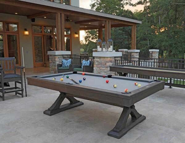 Kariba pool table by Imperial Billiards